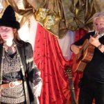 Miss Cat et Pierre Garbarini guitare